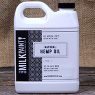The Real Milk Paint Co. Natural Hemp Oil